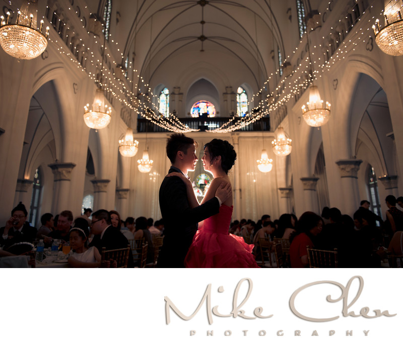 Chijmes Hall Singapore Wedding Watabe