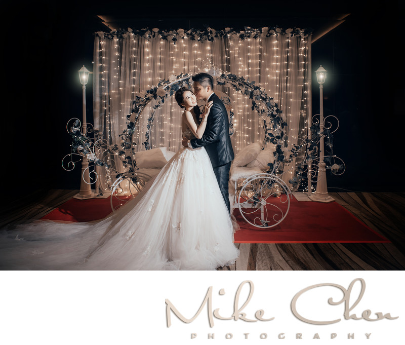 Mandarin Oriental Singapore Wedding
