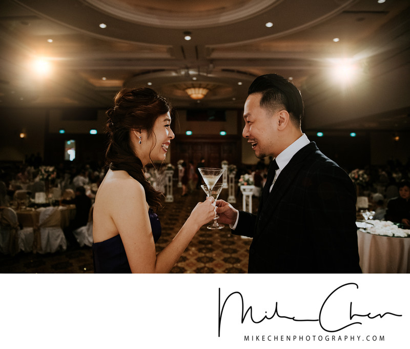 Raffles Town Club Weddings