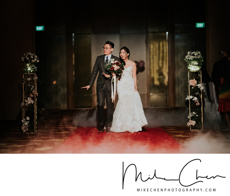 Marina Bay Sands Weddings