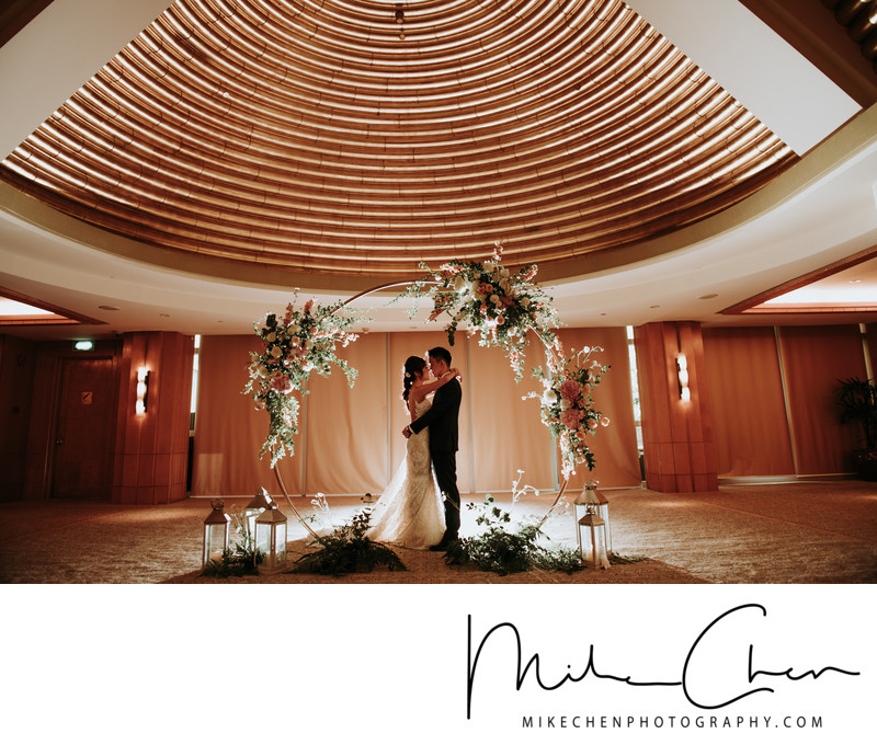 Ritz Carlton Singapore Wedding