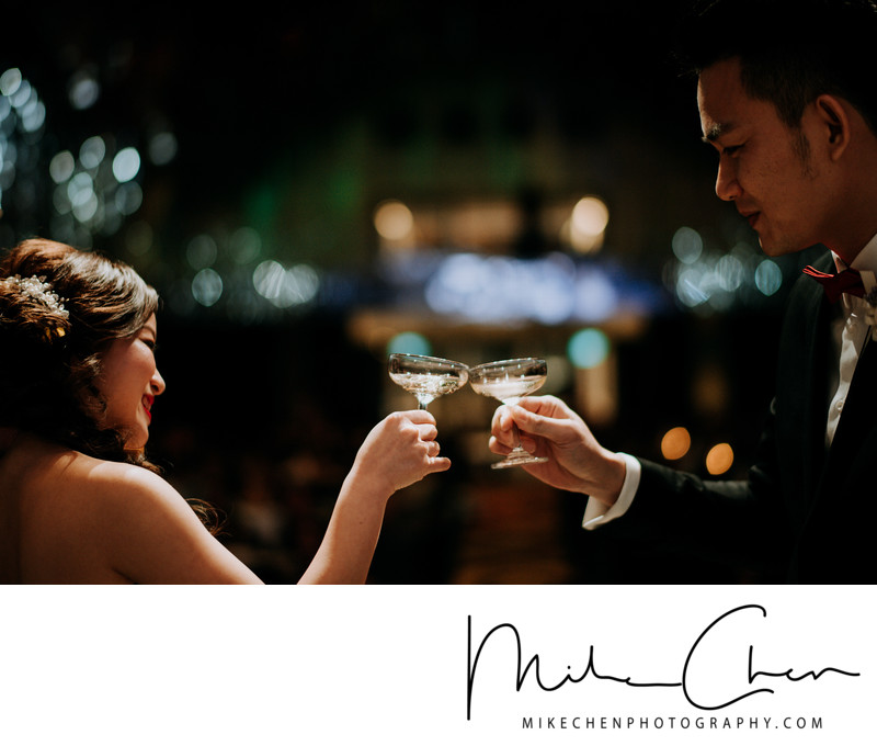 JW Marriott Singapore Wedding