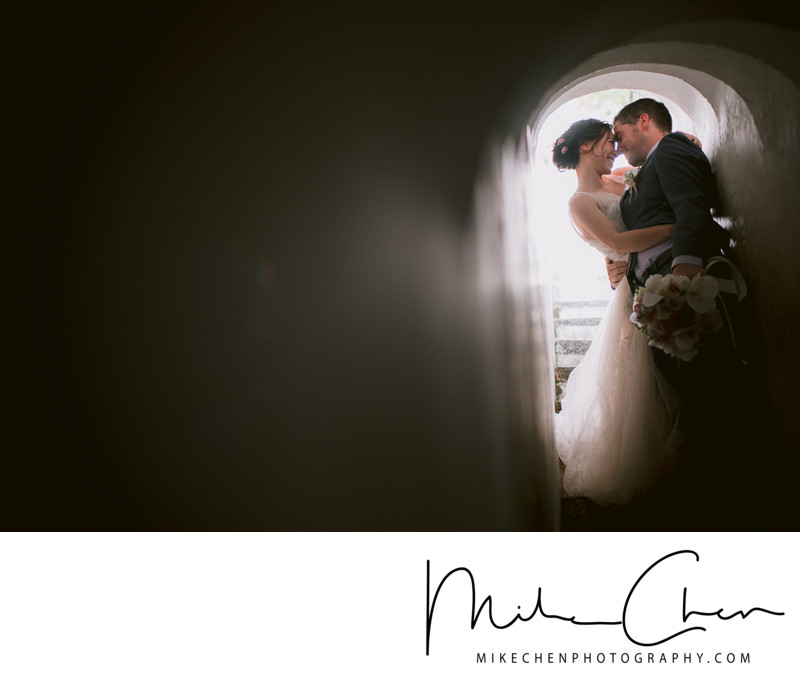 Fort Canning Pre Wedding Photo Singapore