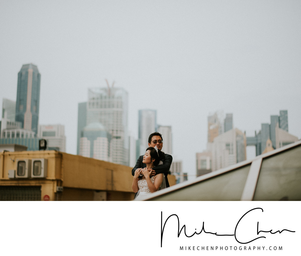 Wedding Photographer Best in Singapore