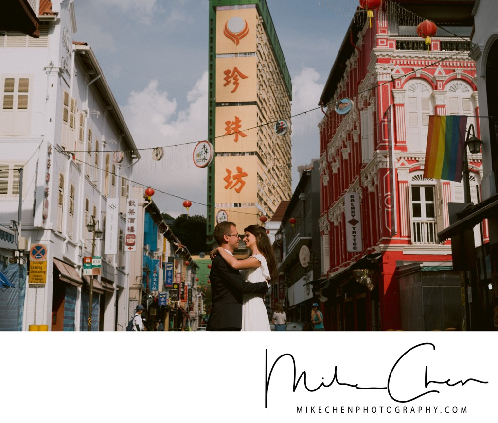 Best Pre Wedding Photography Singapore