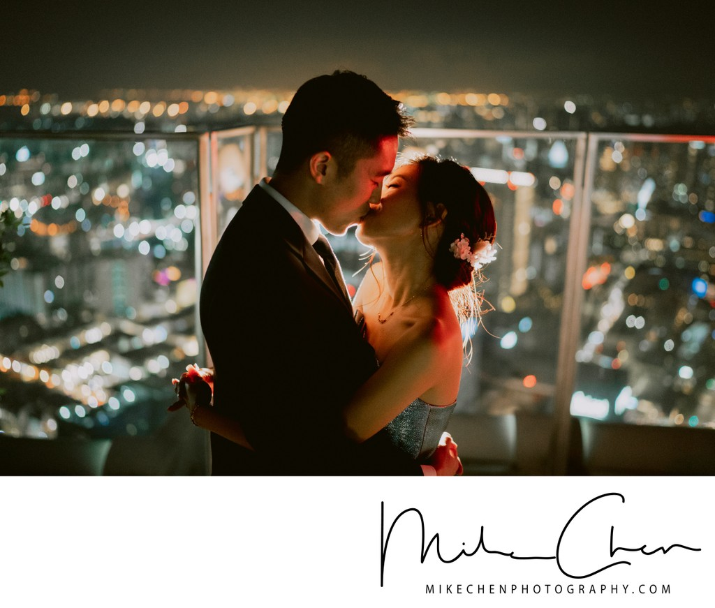 1 Altitude Wedding Photography Singapore - Stellar