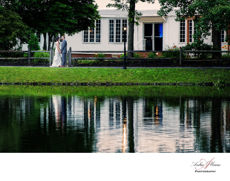Gibbsboro NJ Wedding Photographer | Lakeside Manor