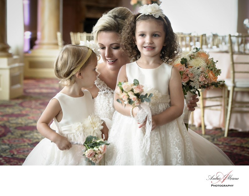 Flower Girls - Luciens Manor