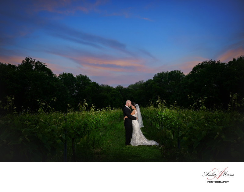 Elegant Wedding Venue | Valenzano Winery
