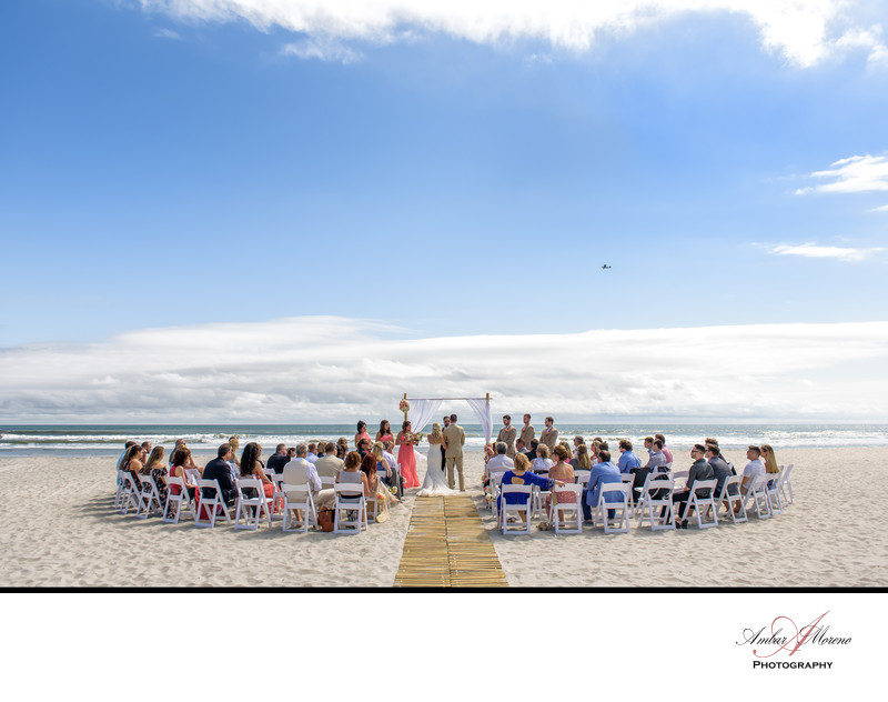 Avanlon NJ Golden Inn Beach Wedding