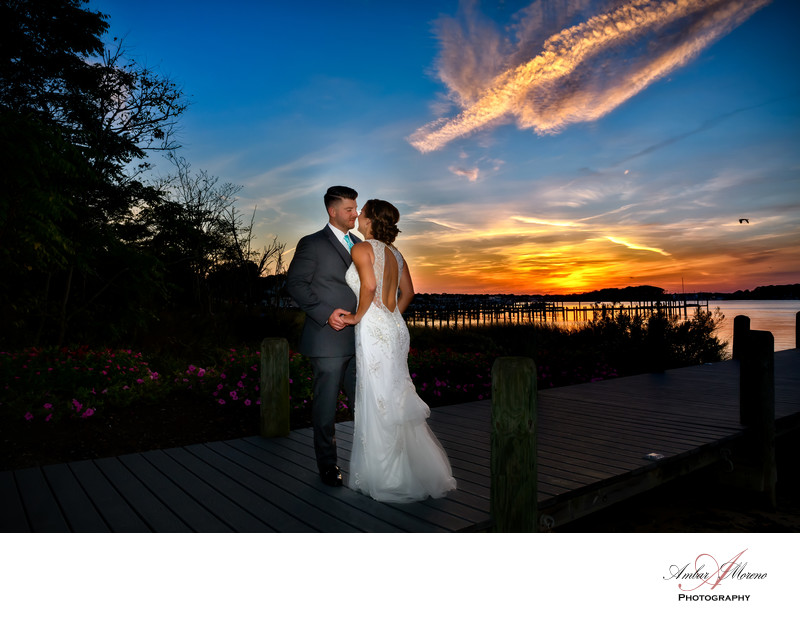 Clarks Landing Yacht Club Wedding-Point Pleasant NJ
