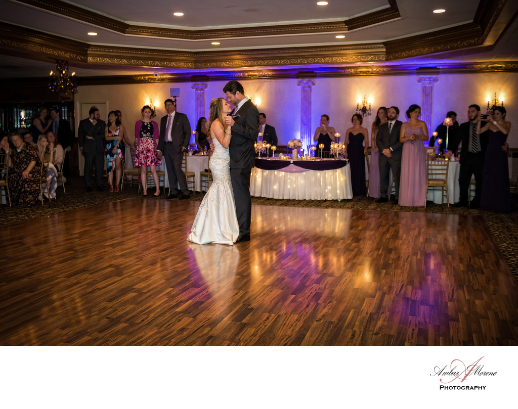 Brigalias South Jersey Wedding-First Dance