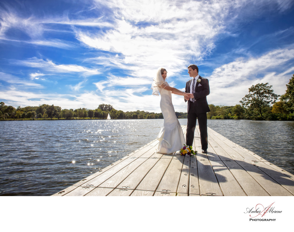 Pennsauken Wedding Photographer-Camden County Boathouse