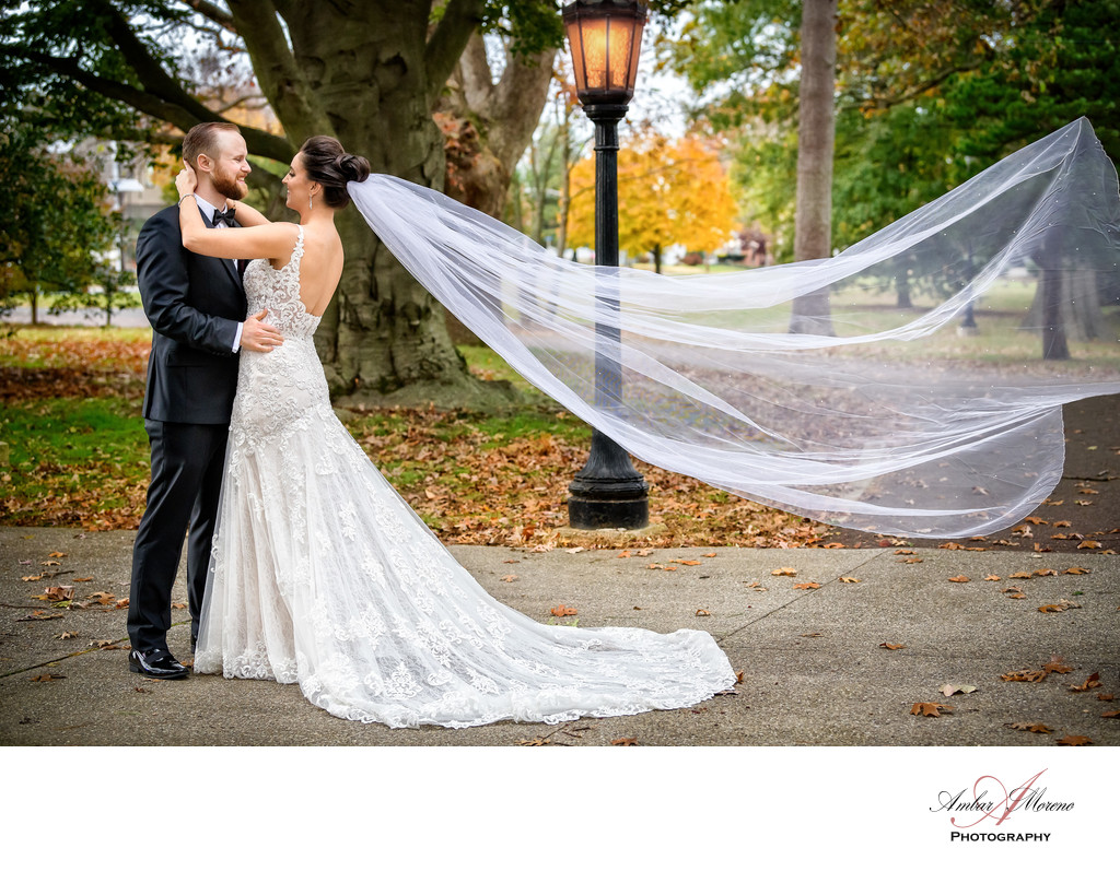 Collingswood Grand Ballroom Wedding First Look