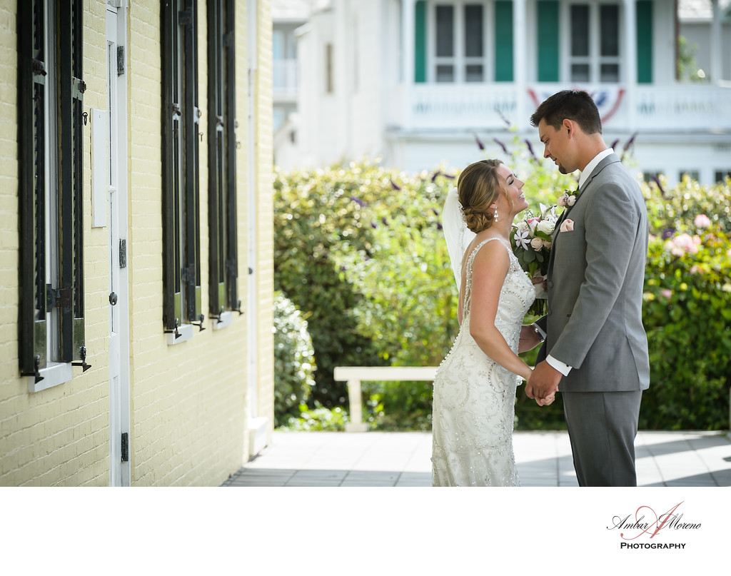 Cape May New Jersey Wedding Photographer-Congress Hall