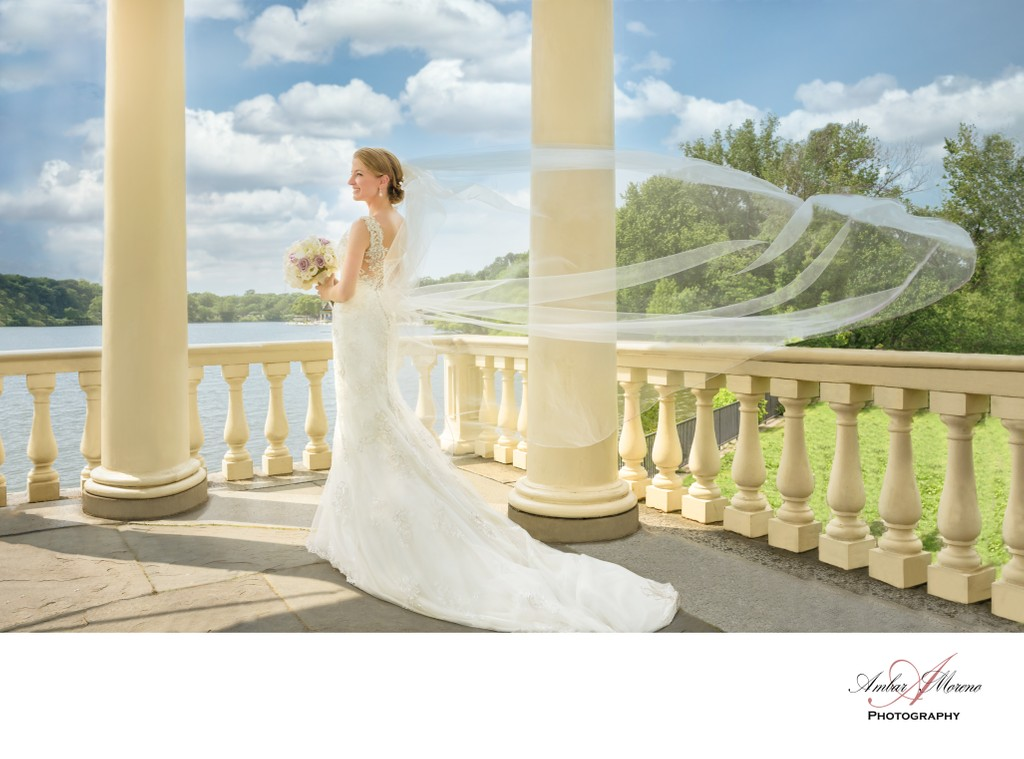 The Grand Pavillion at Water Works Wedding