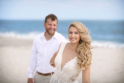 South Jersey Beach Wedding