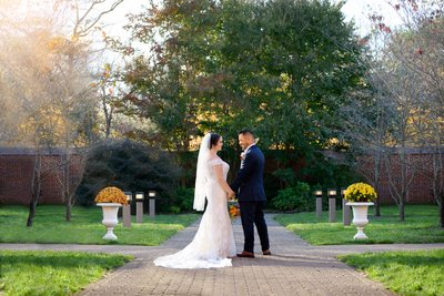 Smithville Mansion Wedding