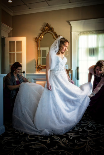 Wedding Photographer-Delran-NJ | Clarks Landing | Bride