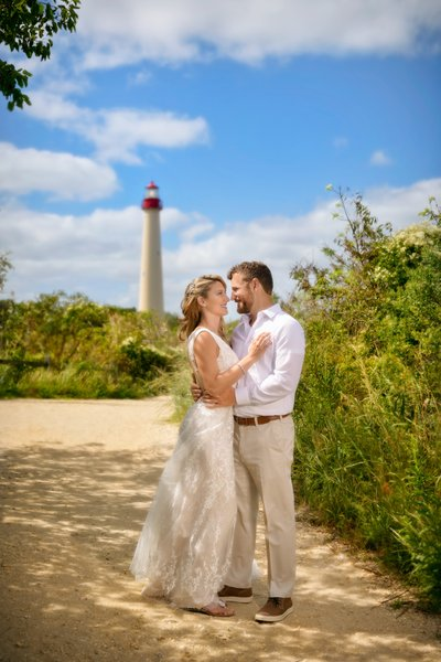 Southern Mansion Cape May Wedding