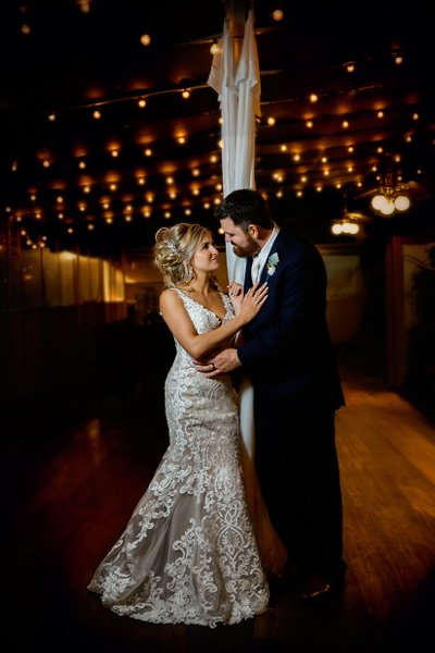 Ron Jaworski's Valleybrook Country Club Wedding