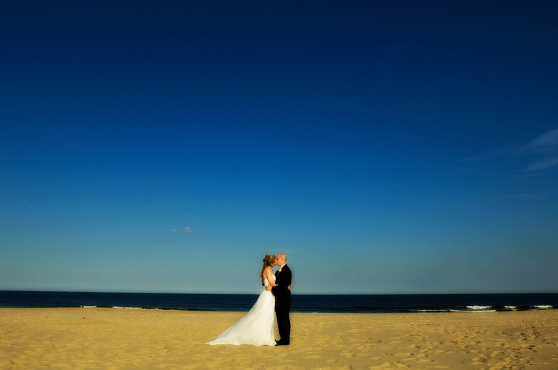 Sea Side Heights Wedding