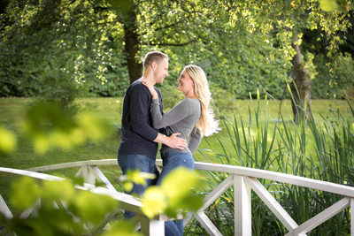 Engagement photographer in Drammen