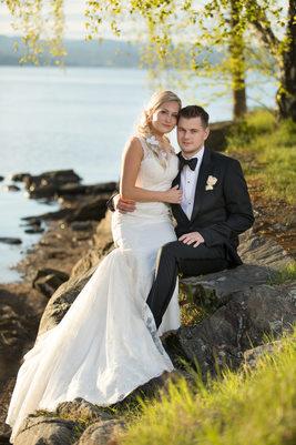 de87f9f4 Fotografering av bryllup på Hellviktangen, Nesodden