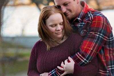 Deep River Engagement Session