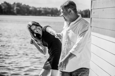 Newport Engagement Photographer