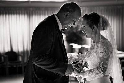 Intimate Wedding Photographs