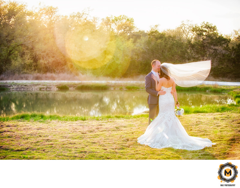 Outdoor Wedding at Ceres Park Ranch in Austin