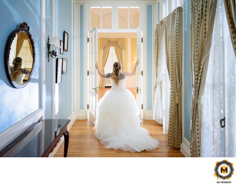 Texas Federation of Women's Clubs Bridal Photography