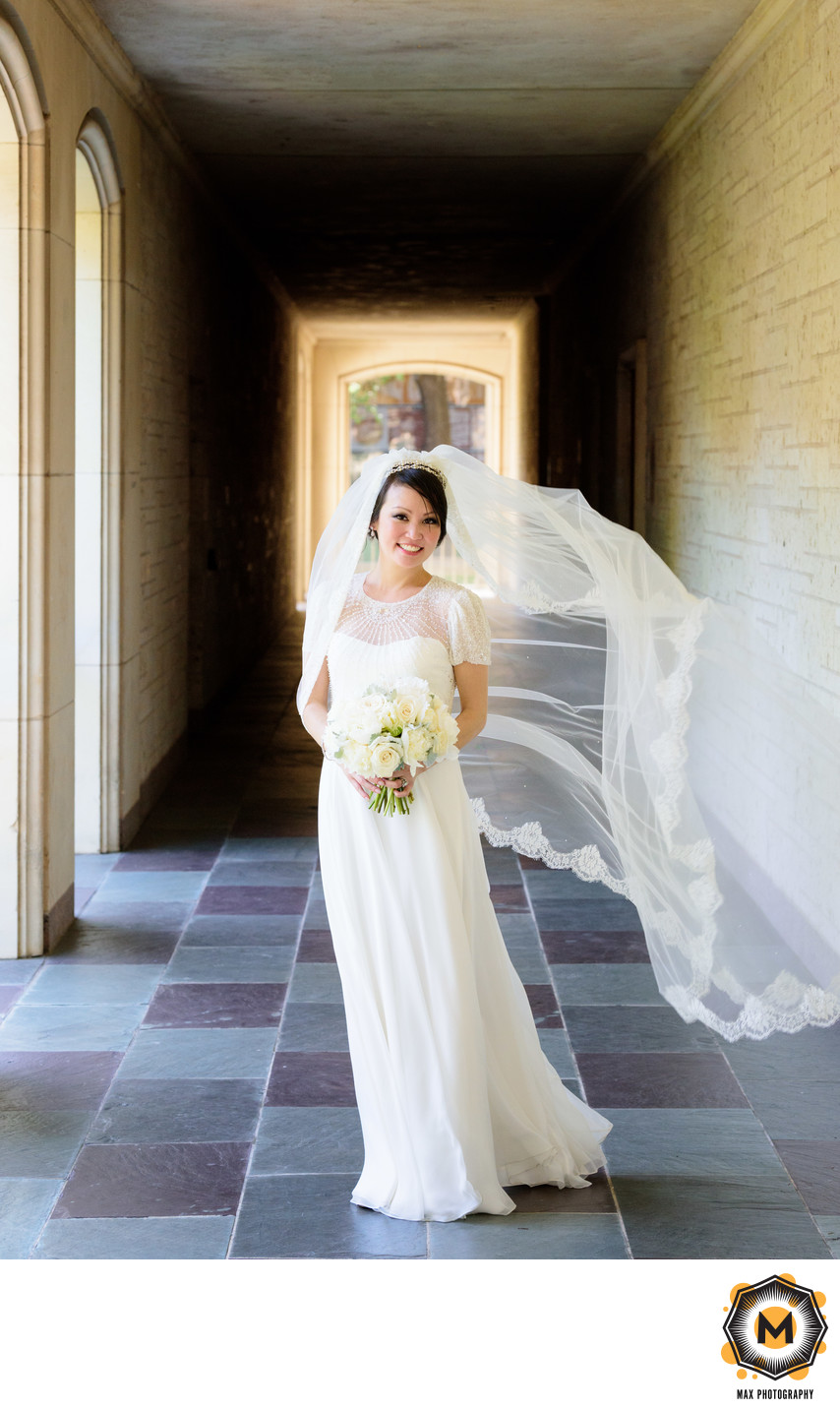Wedding Photographer for University Catholic Center