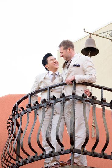 Gay Wedding Photography at Chapel Dulcinea