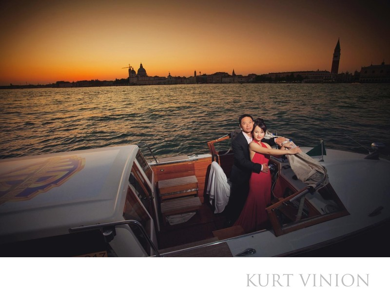 Venice pre wedding photos from M&J photo shoot