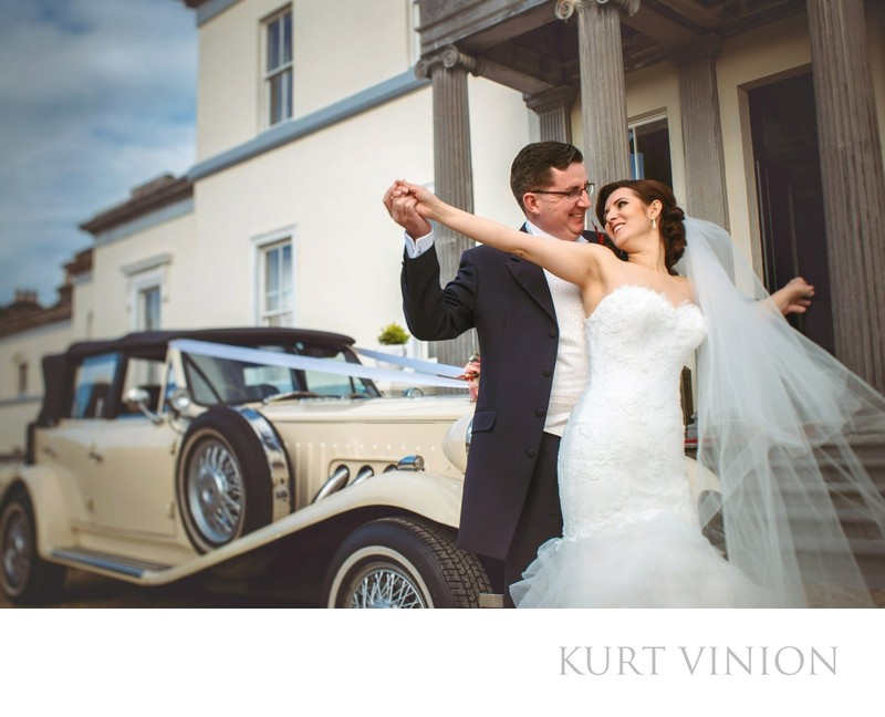 Middleton Park House magazine styled wedding photos