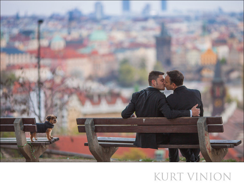 Prague LGBT portrait photography Prague