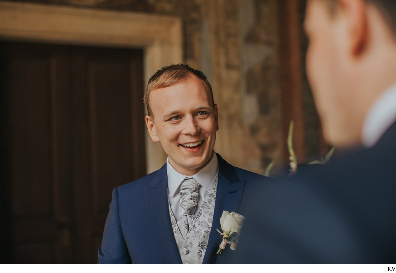 K+M (UK) Vrtba Garden destination wedding in Prague 8