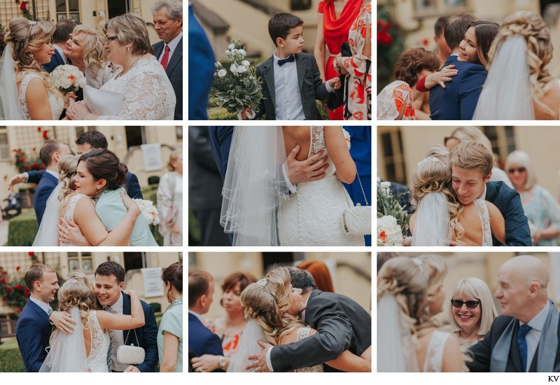 K+M (UK) Vrtba Garden destination wedding in Prague 34