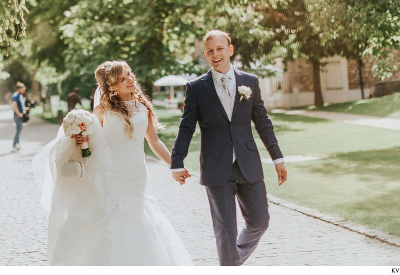 K+M (UK) Vrtba Garden destination wedding in Prague 70