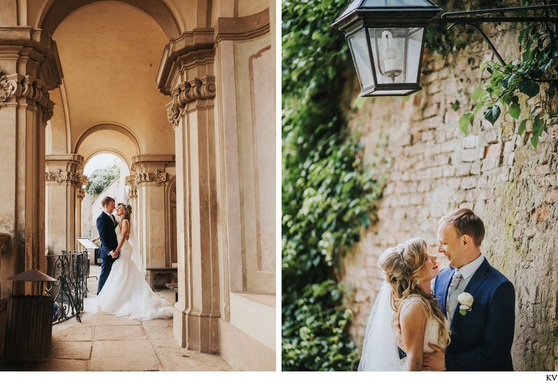 K+M (UK) Vrtba Garden destination wedding in Prague 80