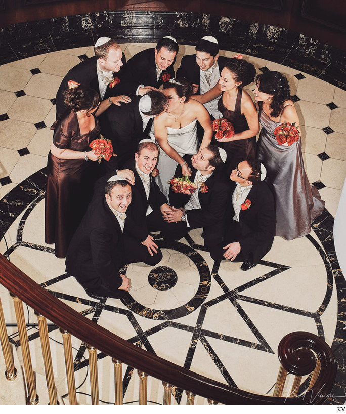 Ritz Carlton Powerscourt Jewish Wedding Day Photography