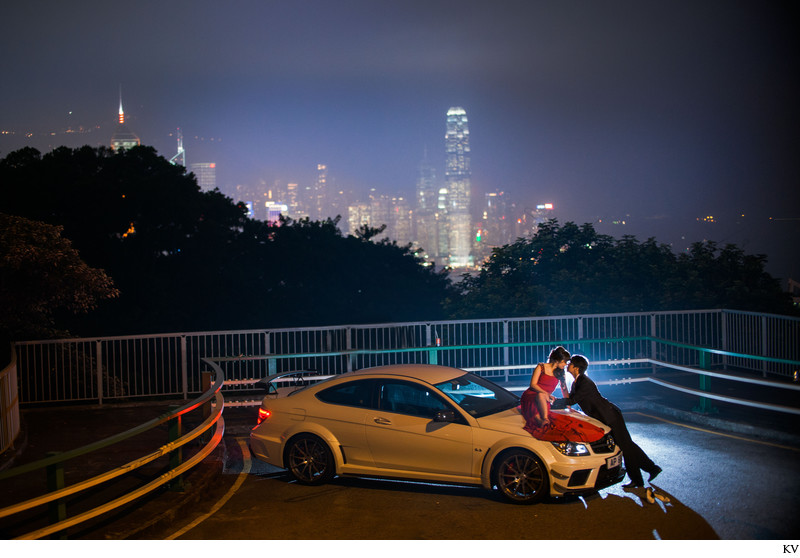 Hong Kong pre-wedding photos