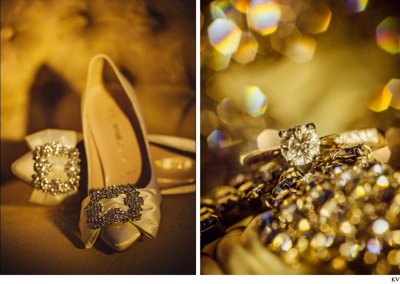 The wedding bling - an Irish Wedding in Multyfarnham