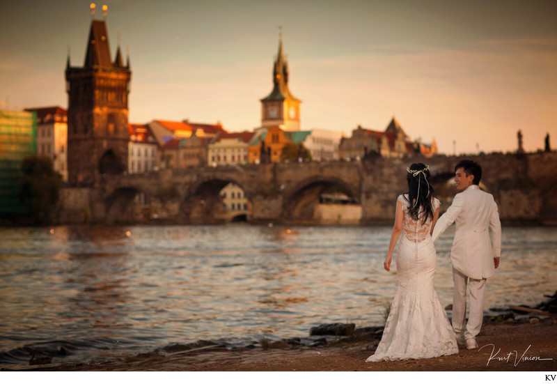 Best of 2016 Prague weddings & portrait photographers