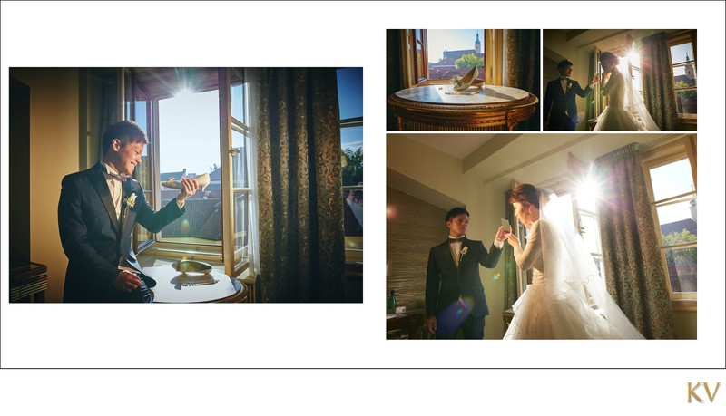 Y&M wedding album page 004