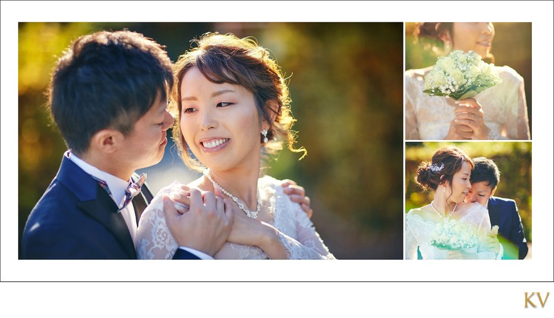 Y&M wedding album layout 19