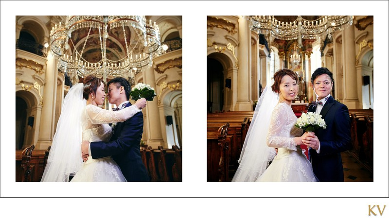 Y&M wedding album page 9