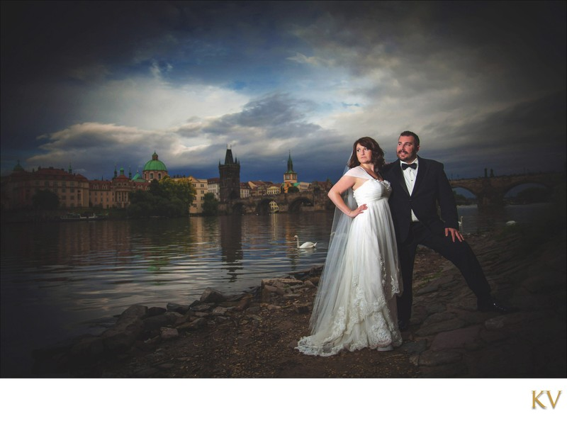 K&T luxury destination wedding in Prague wedding review
